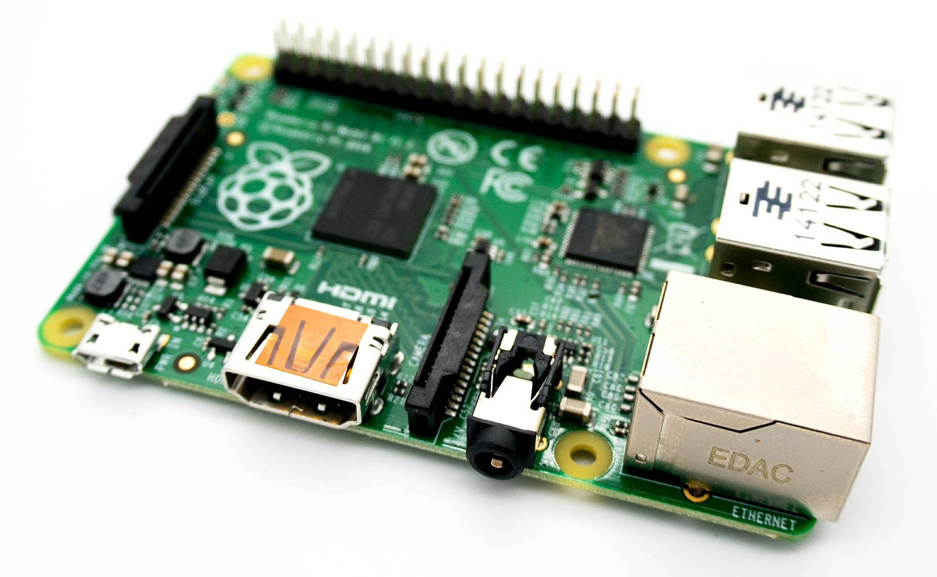 Image Flashen Raspberry PI
