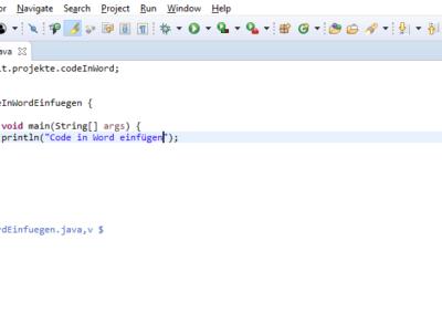 Word-Code-aus-Ide-Kopieren